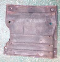 Gearbox Undertray Mazda MX5 MK2 - 1998 to 2000 - USED